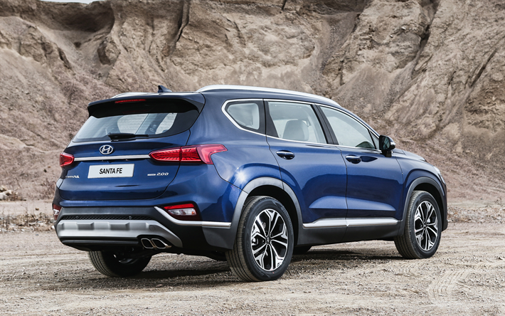 71 The Best The Santa Fe Kia 2019 Rumors Performance