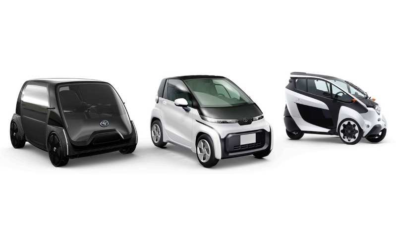71 The Best Toyota Ev 2020 Images