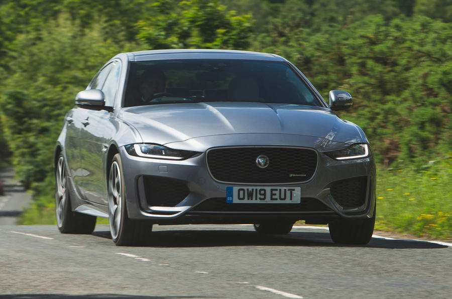 71 The Jaguar Xe 2020 Review Speed Test