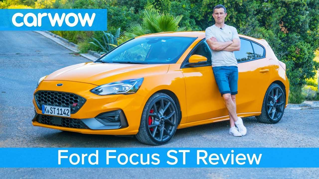 72 A Ford Focus St 2020 Engine