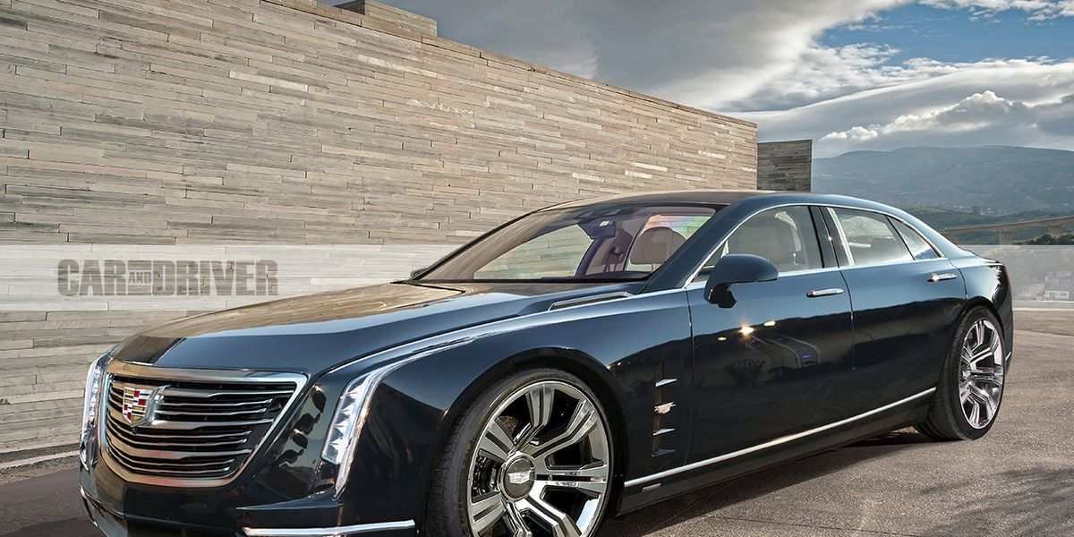 72 All New Cadillac 2019 Launches Engine Speed Test