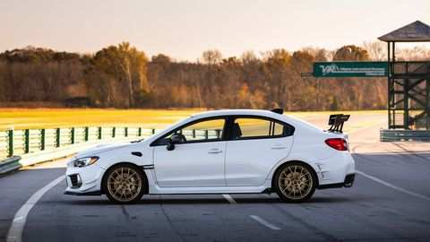 72 All New Subaru Impreza Wrx Sti 2020 Exterior
