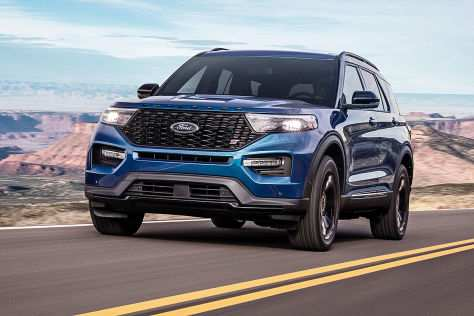 72 Best 2020 Ford Explorer Hybrid Mpg Price And Review