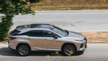 72 Best Lexus Rx 2020 Facelift Spy Shoot