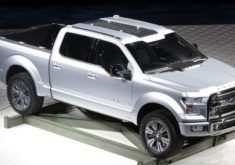2020 Ford F150 Atlas