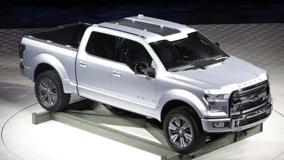 72 New 2020 Ford F150 Atlas Redesign And Review