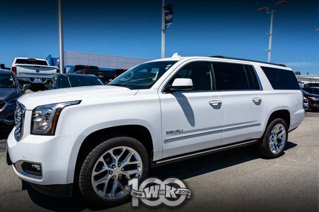 72 New 2020 Gmc Yukon Xl Pictures Spy Shoot