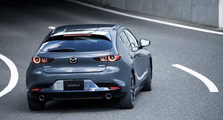 72 New 2020 Mazda 3 Turbo First Drive