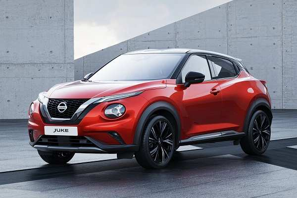 72 New Nissan Juke 2020 Dimensions Prices