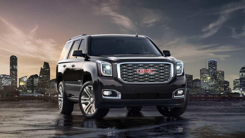 72 New What Does The 2020 Gmc Yukon Look Like New Concept