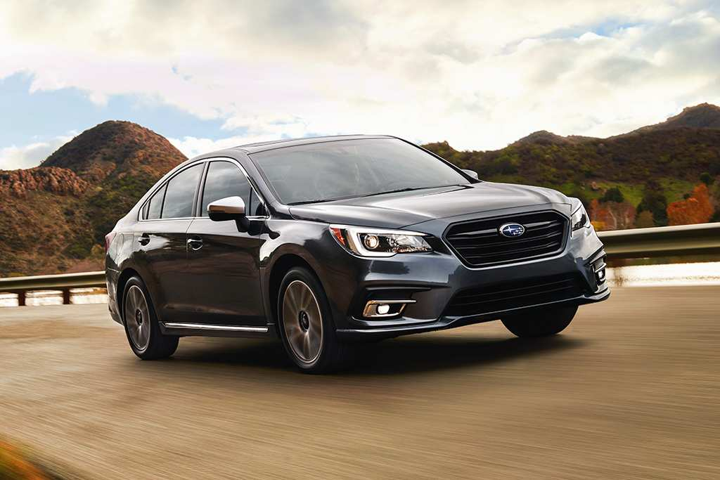 72 The Best The Subaru Legacy Gt 2019 Performance Speed Test