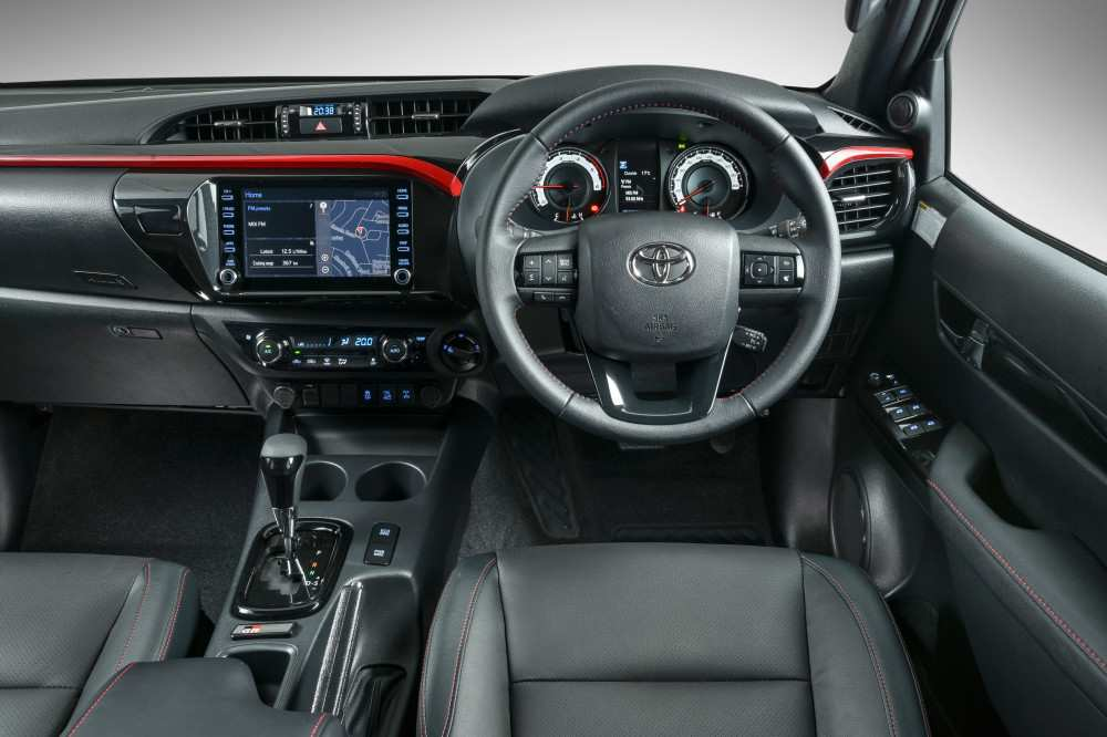 72 The Best The Toyota Legend 50 2019 New Interior Redesign And Concept