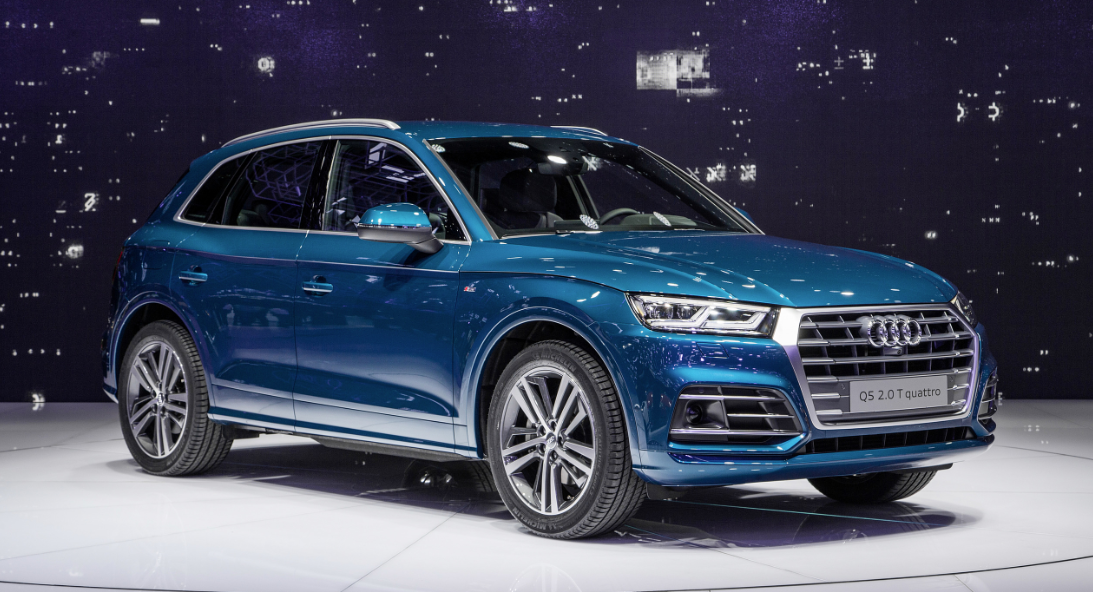 72 The Release Date Of 2020 Audi Q5 Spy Shoot