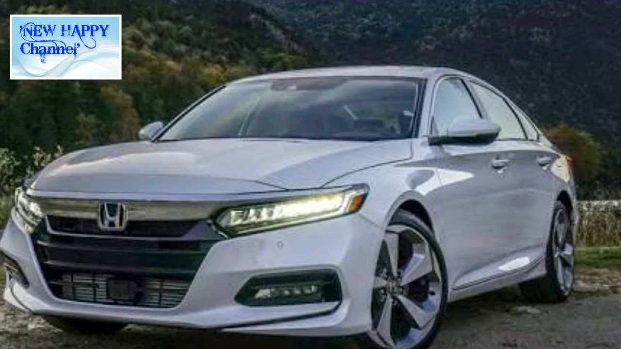 73 A Honda 2019 Accord Coupe Review Model
