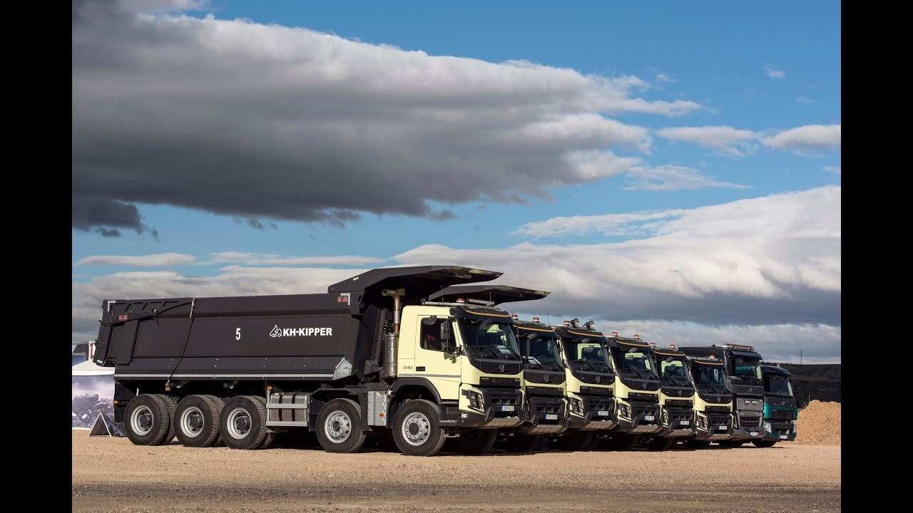 73 A Volvo Fmx 2020 Specs