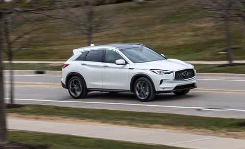 73 All New 2019 Infiniti Qx50 Weight Overview