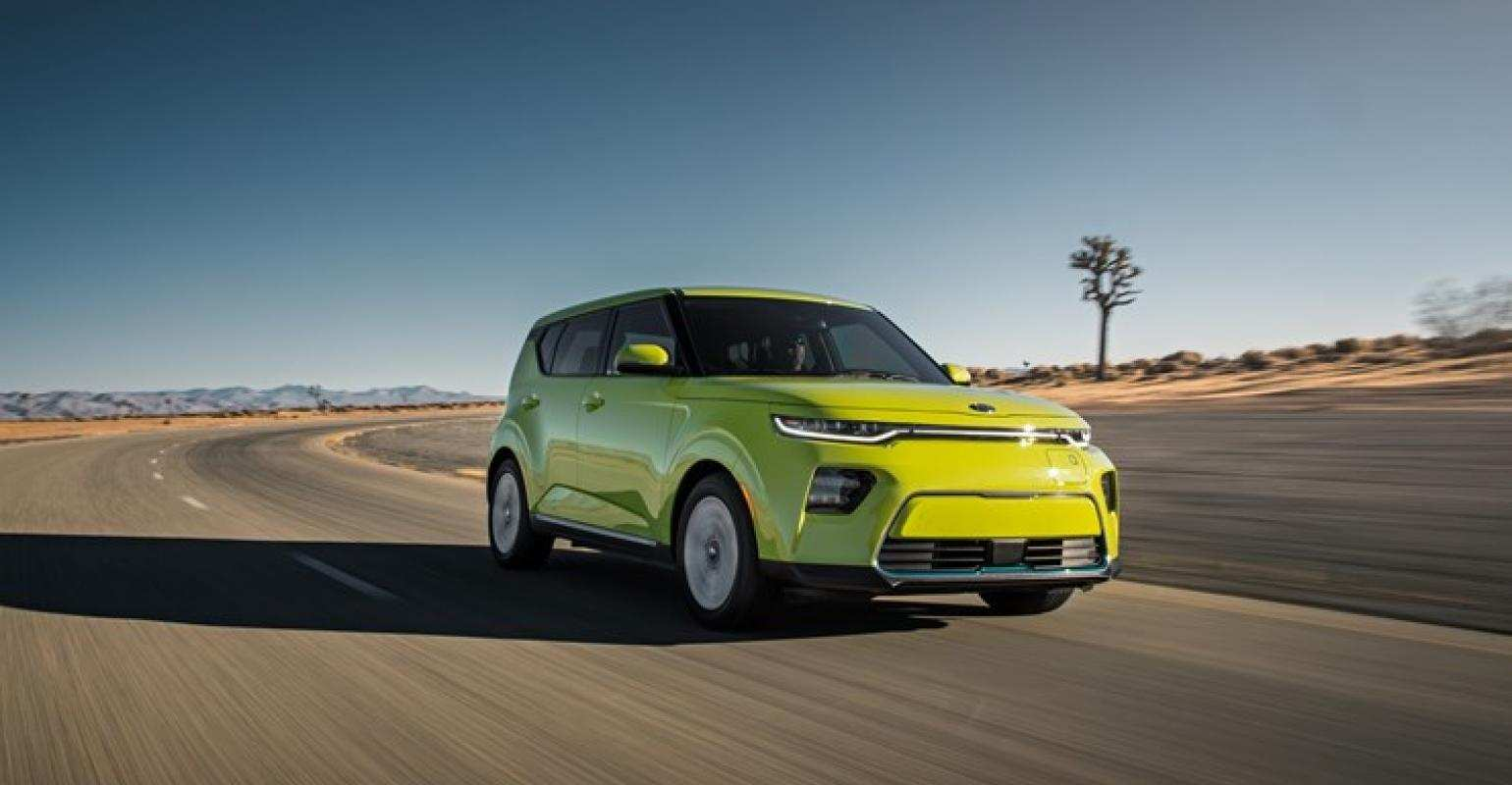 73 All New 2020 Kia Soul Ev Release Date Release Date And Concept