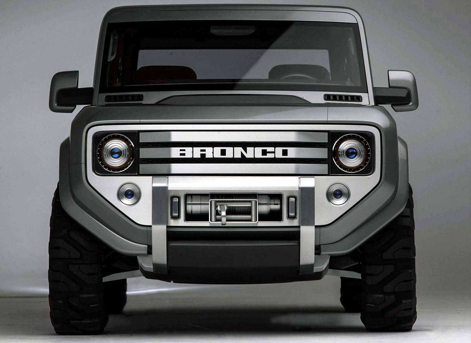 73 All New Dwayne Johnson Ford Bronco 2020 Interior