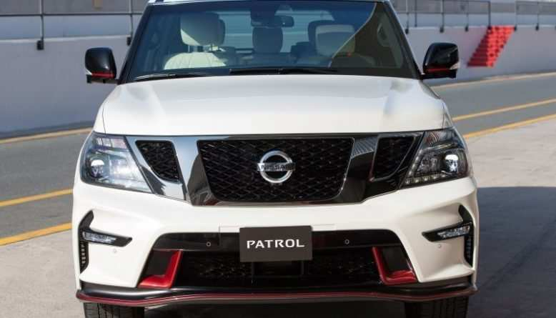 73 Best Nissan Patrol 2020 Redesign Images