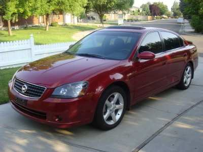 73 New 2005 Nissan Altima Overview