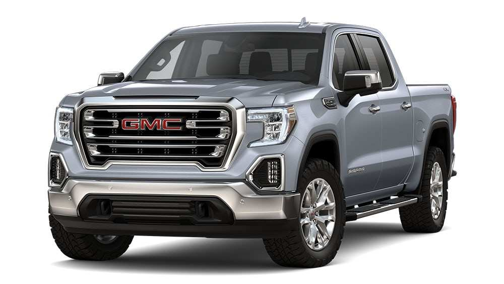 73 New 2020 Gmc Sierra Mpg Research New