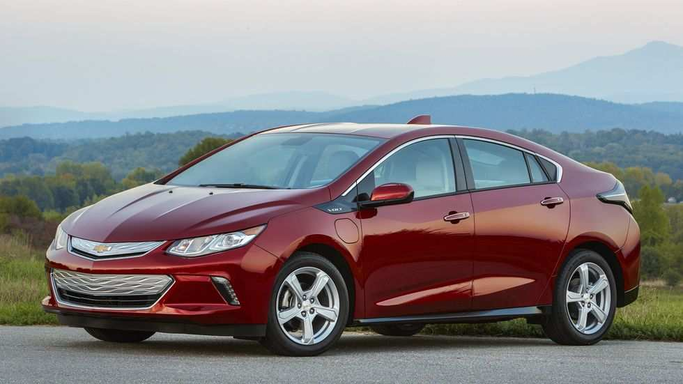73 New Best Chevrolet 2019 Volt Concept Release