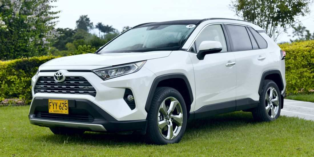 73 New Toyota Rav4 2020 Release Date Prices