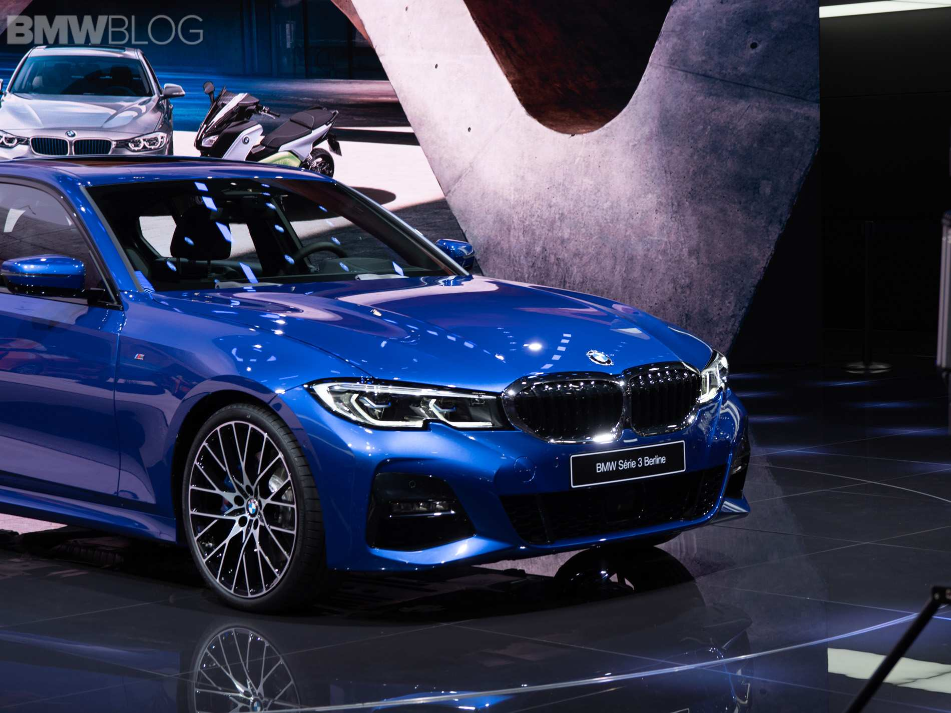 73 The 2019 Bmw 3 Series 2 New Concept