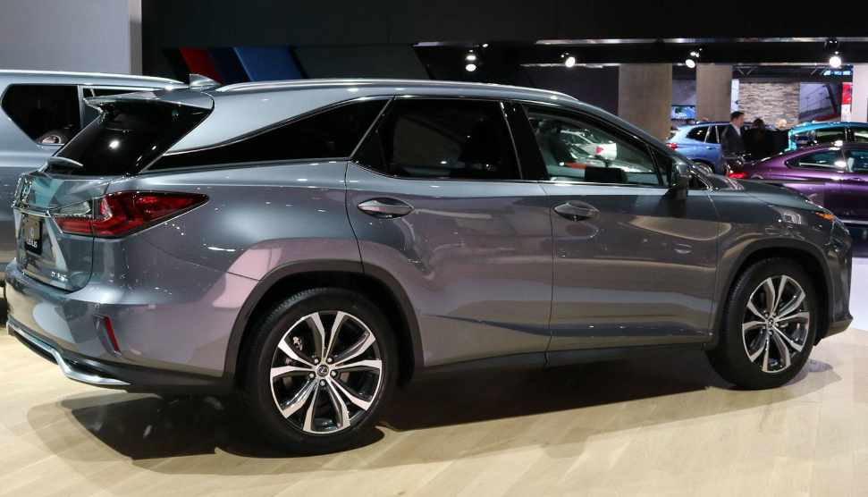 73 The 2020 Lexus Rx Release Date Overview