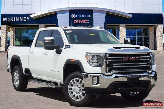 73 The Best 2020 Gmc 2500 Msrp Interior