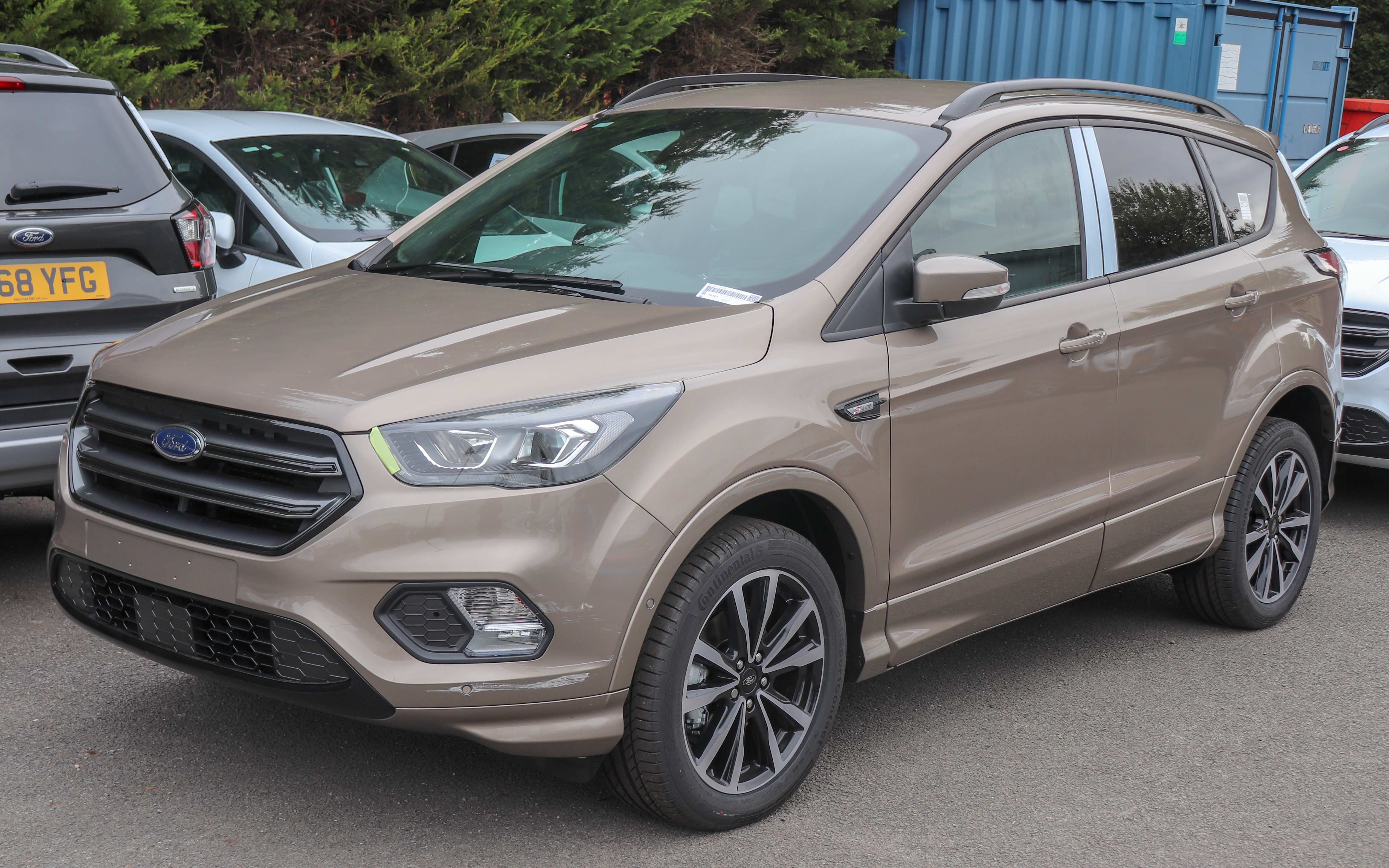 73 The Best Ford Kuga 2019 Review And Release Date Images