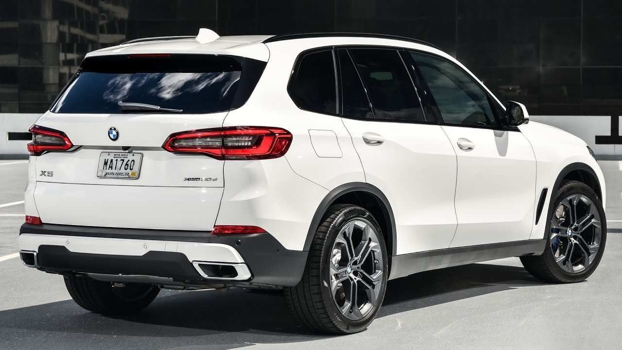 73 The When Does The 2020 Bmw X5 Come Out Style