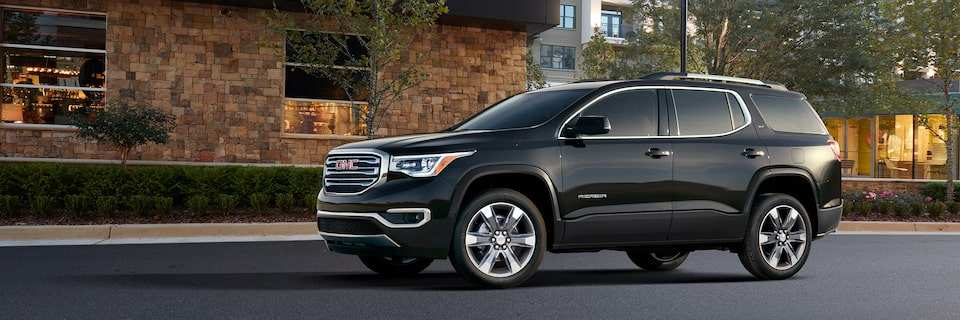 74 A Gmc 2019 Acadia Price And Release Date Prices