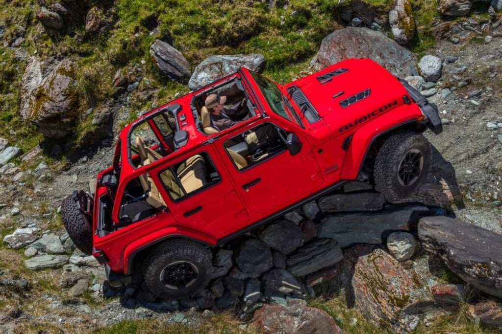 74 A Jeep Wrangler 2020 Hybrid Picture