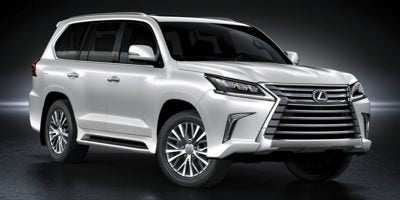 74 A Lexus Lx 570 Year 2020 First Drive