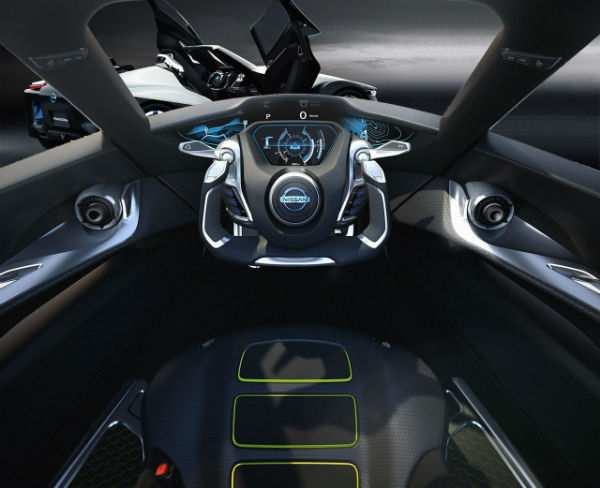 74 A Nissan Concept 2020 Interior Picture
