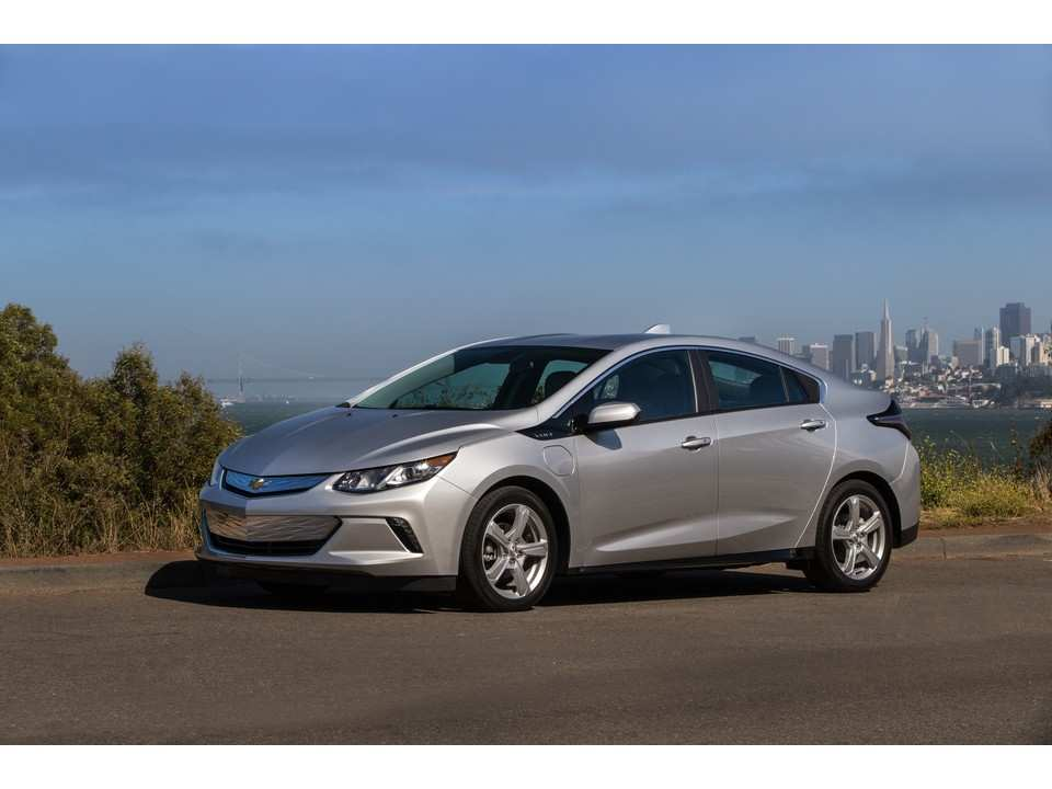 74 Best Best Chevrolet 2019 Volt Concept New Model and Performance