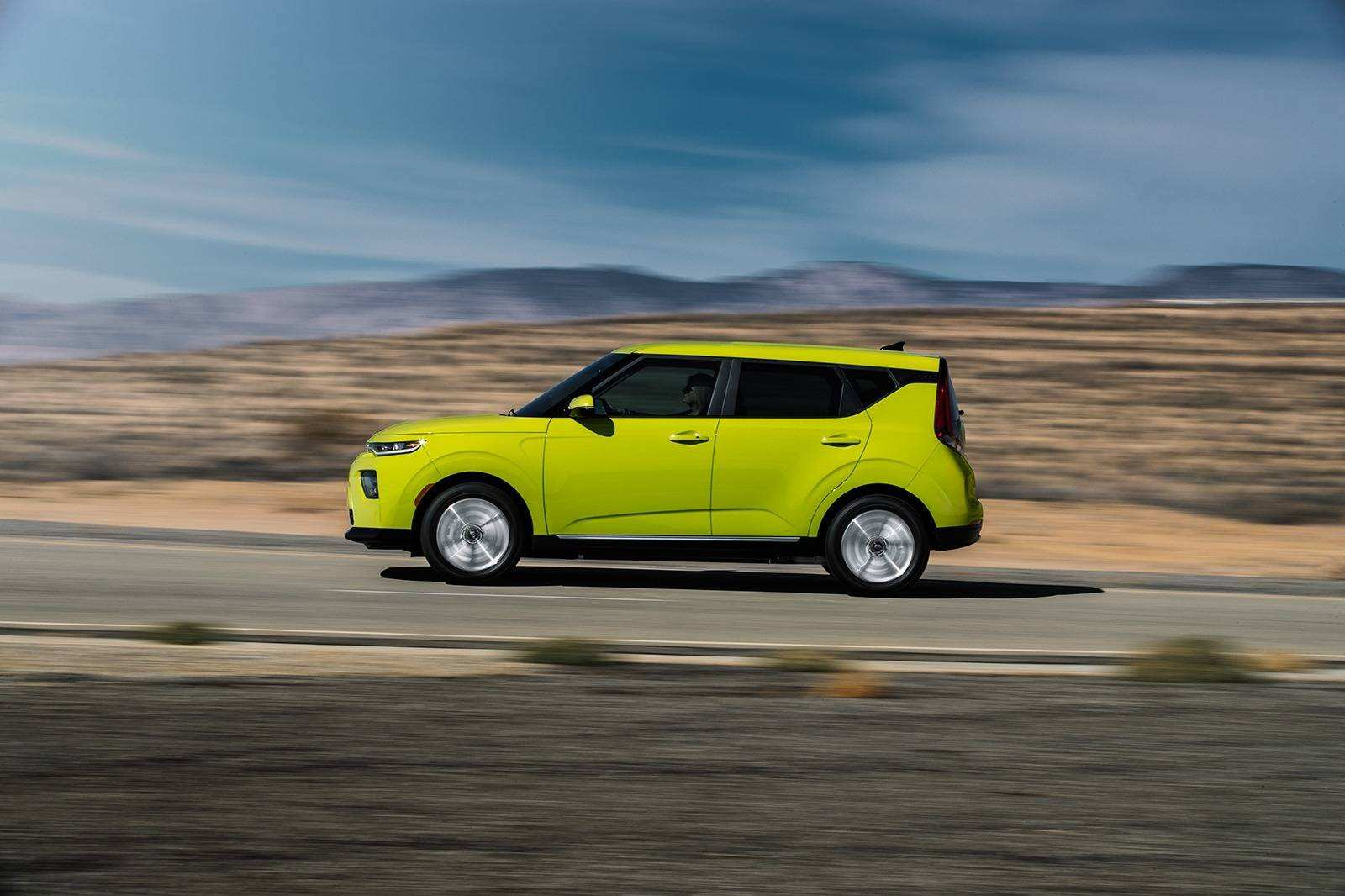 74 New 2020 Kia Soul Ev Release Date New Model And Performance