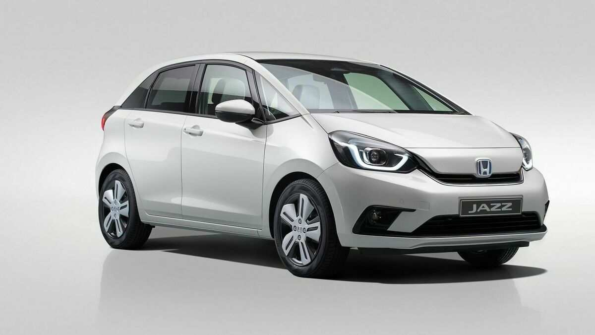 74 New Honda Fit 2020 Specs And Review