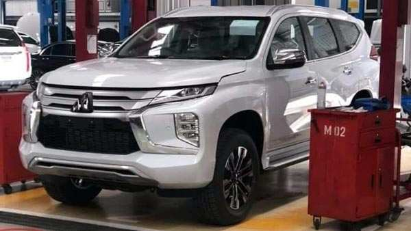 74 New Mitsubishi New Pajero 2020 Interior