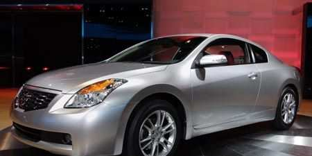 74 New Nissan Altima Coupe 2008 Wallpaper