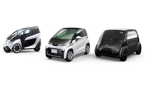 74 The Best Toyota Ev 2020 Redesign