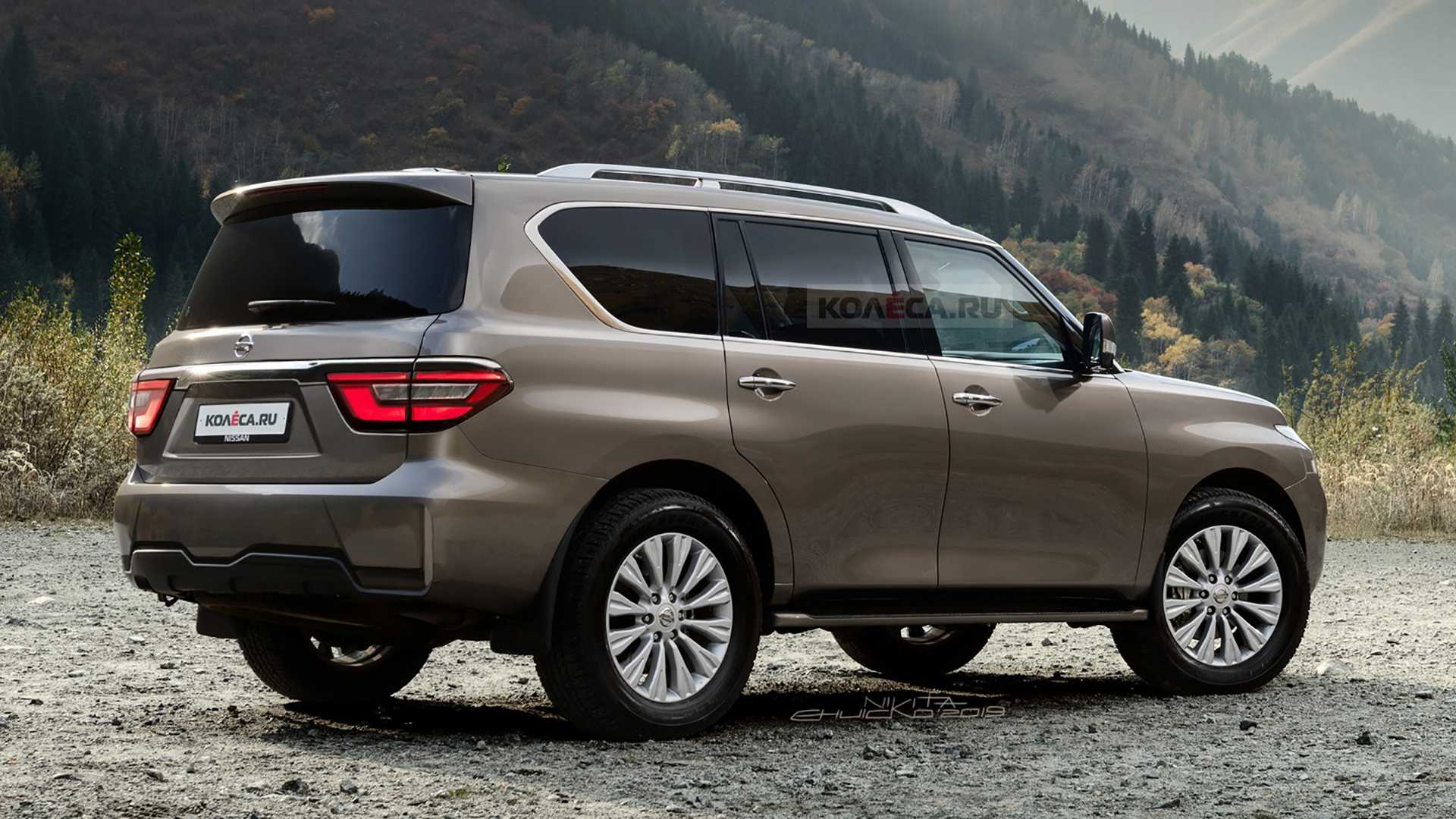 75 A Nissan Patrol 2020 Redesign Prices