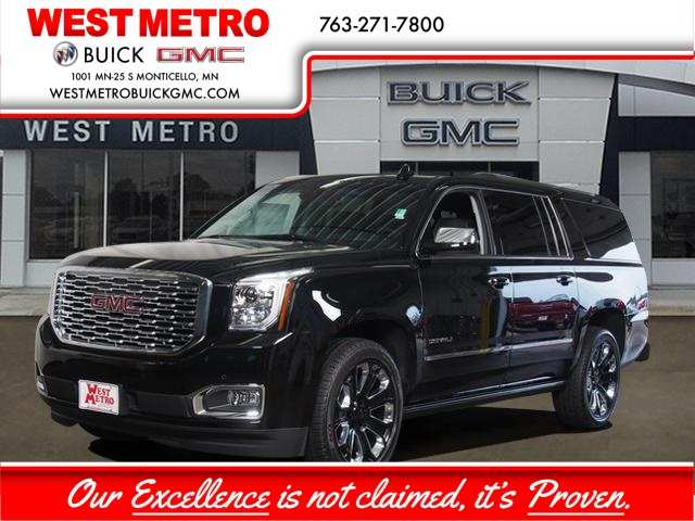 75 New 2020 Gmc Yukon Xl Pictures Exterior
