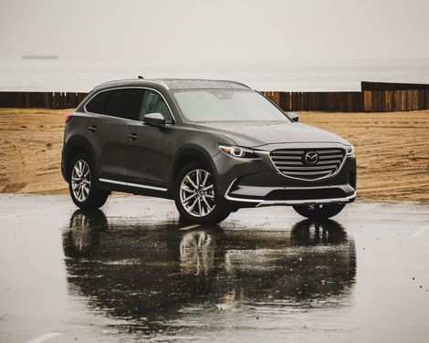 75 The 2019 Mazda Cx 9S Interior