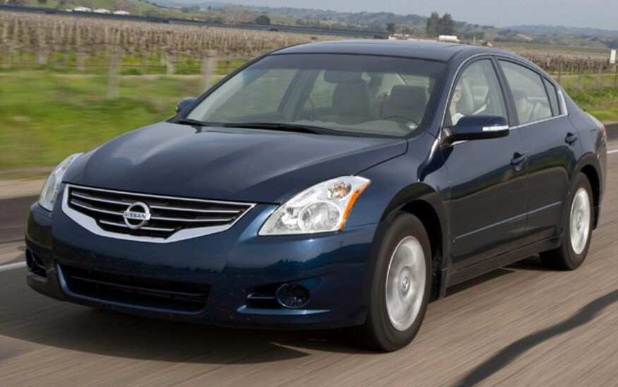 75 The Best 2010 Nissan Altima First Drive