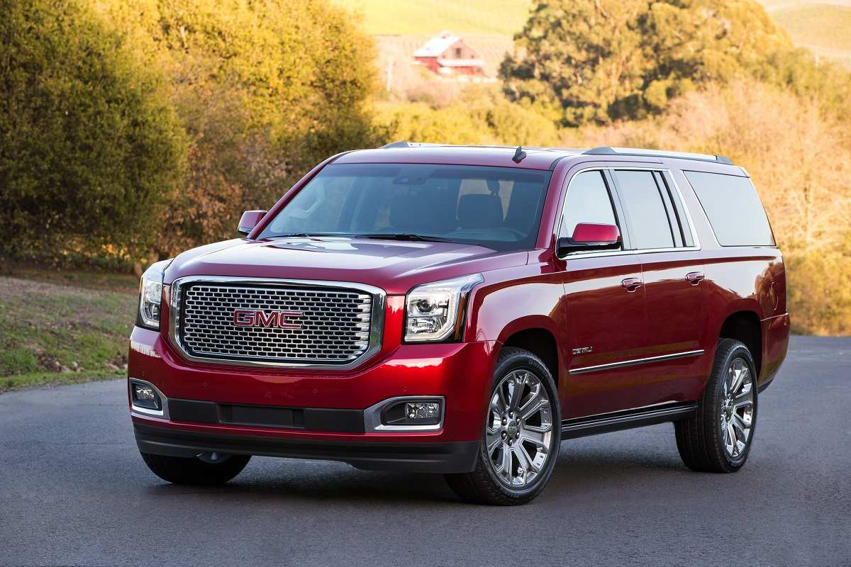 75 The Best The Gmc Yukon Diesel 2019 Redesign Specs