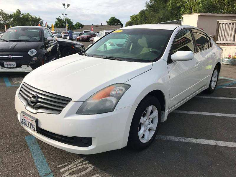 76 All New 2007 Nissan Altima Hybrid Configurations