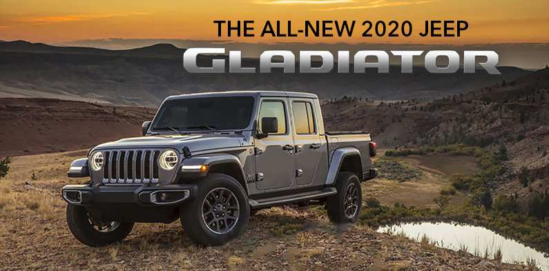 76 Best Jeep 2020 Lineup Redesign And Concept