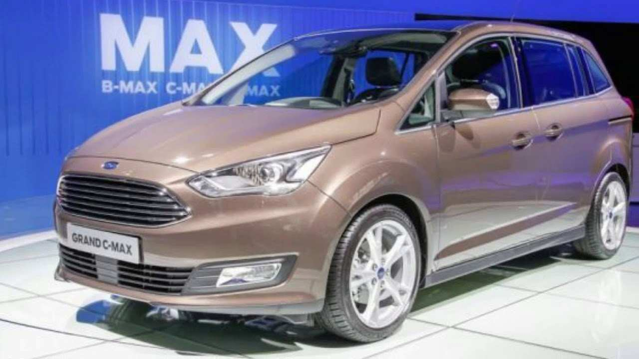77 All New 2019 Ford C Max Exterior
